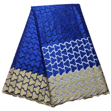 Royal blue french lace fabric with beads and stones high quality african  fabric for dress green 40ab418d1b90