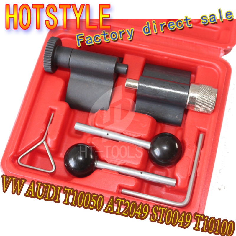 6pc Universal Diesel Engine Timing Cam Crank Locking Tool Set For VW AUDI T10050 T10100 ST0049 AT2049<br><br>Aliexpress