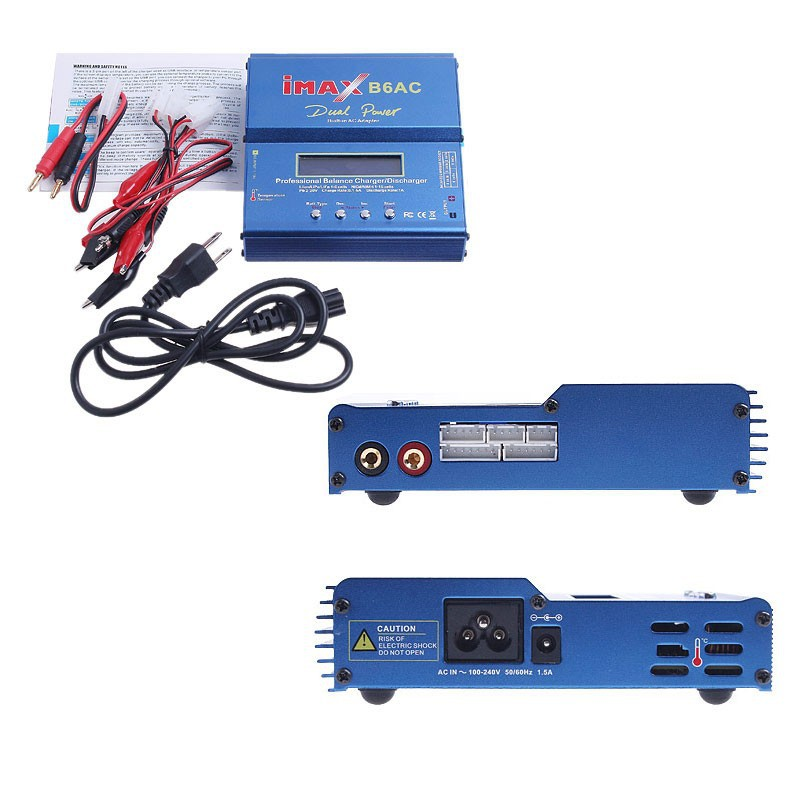iMAX B6-AC B6AC Lipo NiMH 3S RC Battery Balance Charger Factory wholesale <br>