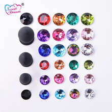 Buy Sweet Dream Black 13pcs Crystal Jewelry Exchange Game Anal Plug Soft Anal Beads Adult Sex Toys Butt Plug Sex Products BLM-301