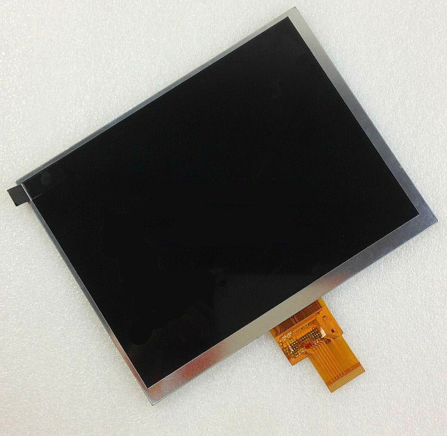 8 Full LCD Screen Display For Explay Surfer 8.02 / Surfer 8.31 / Oysters T8 3G 40 pin 174*135*2.8mm (P/N: HE080IA-04)<br>
