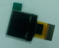 NoEnName_Null 0.66 inch 20PIN White OLED Screen SSD1306 Drive IC 64*48 SPI Interface