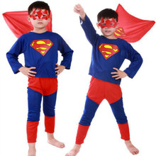 Buy Red Spiderman superman Costumes fancy party Halloween cosplay Costumes Kids children boys Superhero Anime Carnival Cosplay for $4.19 in AliExpress store