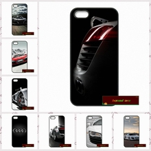 Audi R8 Phone Case For iPhone 7 4 4s 5 5s SE 5c 6 6 Plus Mobile Phone Cover    #HE1707