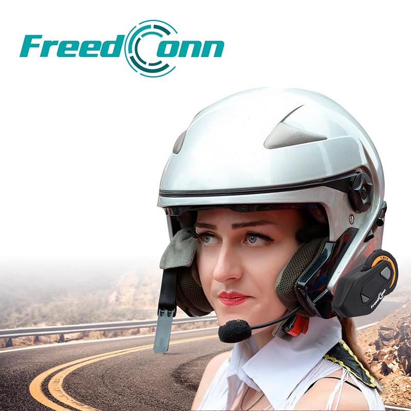FreedConn moto intercomunicado