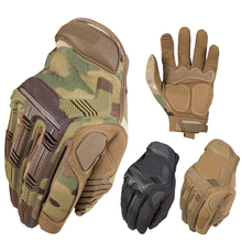 New Brand Wear TAA M-Pact Tactical Gloves Army Military Full Finger Motocycel Bicycle Mittens Free Shipping