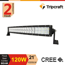 5D 120W 21''inch CREE Chips Straight LED Light Bar Offroad Led Work Driving Light Bar Combo Beam 12v 24v Truck SUV ATV 4x4 4WD