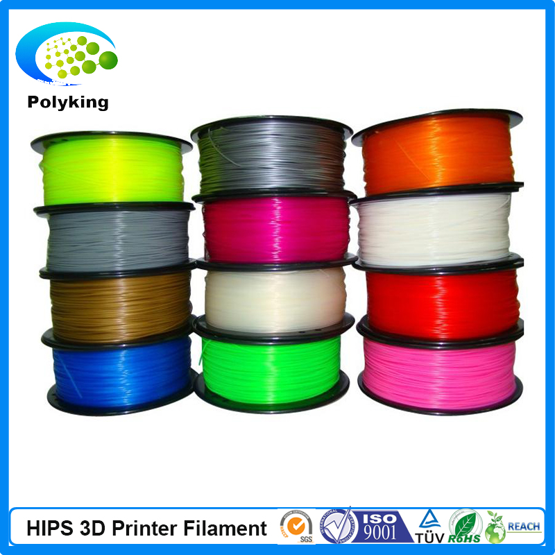 2016 HOT-Sale ABS PLA 1.75 3.00mm 3D printer filament<br>