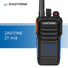 ZASTONE ZT-A18 Walkie Talkie 5W UHF 400-480mAh 1500mAh Handheld Two Way Radio A18 Portable Walkie Talkies Ham Radio Communicator