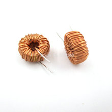 10PCS/LOT Toroid Inductor 47UH 47uh 3A Winding Magnetic Inductance Coil Toroidal inductor(China)