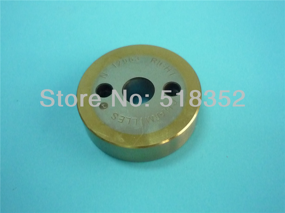 130003359 Charmilles C407 OD50mmx ID12mmx T14mm  Left Pinch Roller Coated with Titanium for WEDM-LS Machine Parts<br>