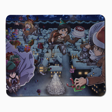 Attack on Titan Anime Mouse Pad Computer Mousepad Christmas present Gaming Mouse Mats To Mouse Gamer Anime Rectangular Mouse Pad