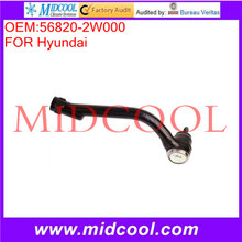 High Quality Auto Parts Outer Left Steering Tie Rod End OEM:56820-2W000