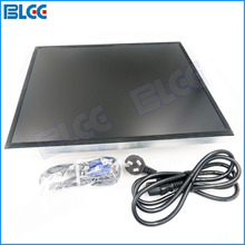 19 inch (4:3) Open Frame LCD screen With Holder Support VGA & DVI Input For Cabinet/Cocktail Machine/Slot Games Arcade Machine