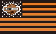 Harley-Davidson motorcycle club banner flag 3ft x 5ft Harley heavy machine decorative banners and flags bar 90 x 150 cm(China)