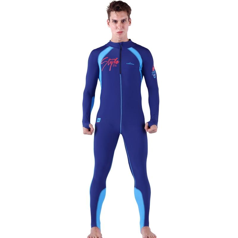 Man Surfing Rash Guards Couple Wetsuit Jumpsuit Diving Suit Skin Clothing Long Sleeve Pants 5XL One-piece Surfing suits NL735<br>