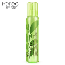 Green Tea Essence Natural Skin Care Smoothing Hydrating Moisture Toner Oil Control Shrink Pores Brighten Skin Color Women Toners(Hong Kong)