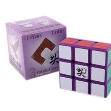 Three Layers Cube Puzzle Toy magic cube Profissional Red/Green/Purple/Orange/Yellow Colors Neo Cube Toys For Children