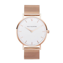 Women Watch Ultra Thin Stainless Steel Quartz Watch Lady Casual Hours Bracelet Watches Lover's Female Clock Gift
