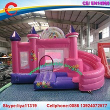 free shipping! 5x4m princess inflatable bouncer,inflatable bouncy castle, inflatable bounce house, inflatable jumper