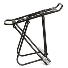 MTB Bicycle Bike Cycling High-strength aluminum alloy Rack Carrier Rear Luggage Cycling Pannier Bag Shelf Bracket