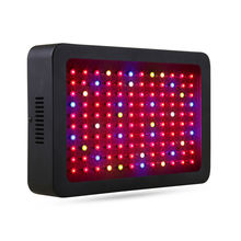 Top sale 120X3w Grow LED light Hydroponic LED Grow lights Full Spectrum Russia Brazil free shipping grow tent(China)