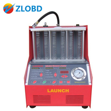 [Launch Dealer] 2017 newest launch CNC-602A CNC602 A Original Injector Cleaner & Tester x431 cnc602a sharply discount DHL free(China)