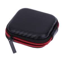 EVA Portable Earphone Case Storage Carry Bag for Earphone Earbuds Hard Case Cables SD cards Headphones Storage Case Bag Box