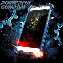 Manufacturers Selling R - JUST Huawei P8 Metal Frame Following P8 Waterproof and Phone Cases