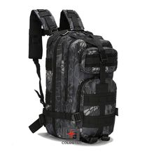 New Arrival Boa Grain Gray 3P Tactical Backpack Double Shoulder Mountaineering Assault Backpack Military Combat Army Backpack