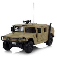 Free Shipping KDW children gift toy die-cast plastic slide car model 1:24 military jeep home decor in original  x202