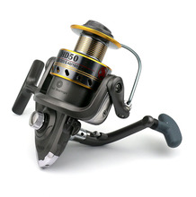 1PCS HD series spinning metal head ABS plastic fishing reels sea baitcasting collapisible 7BB 4.7:1 wheel pesca fishing tackles