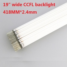 "20 Pieces/lot 418mm(41.8cm)*2.4mm CCFL light lamps tube for 19"" 19 inch Monitor backlight"