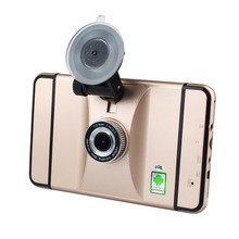 New 7 inch Car DVR GPS Navigation Android 1080P DVR Recorder 512Mb 8Gb Truck Vehicle Wifi Gps Navigator With Free Maps
