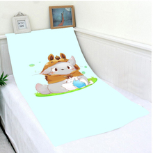 My Neighbor Totoro Anime 71*32CM Cartoon Towel #40355