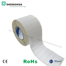 1000pcs/roll Smart Programmable RFID Sticker Tag High Quality Adhesive UHF Passive RFID Tag(China)