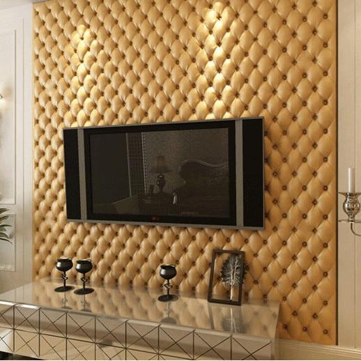Мягкая стена в интерьере