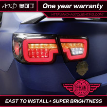 Akd Car Styling For Chevrolet Malibu Tail Lights 2017 New Led Light Rear Lamp Drl Brake Park Signal