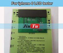 Lcd Touch Screen Digitizer Tester Detector Check for iPhone 6 6G + Battery For iPhone 6G Test