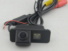 Car Rear View Reversing Backup IR CCD Camera For Ford Carnival,Focus hatchback,S-MAX,Mondeo