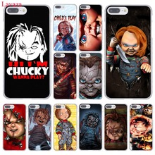 Lavaza Charles Lee Ray Chucky Doll Hard Coque Shell Phone Case for Apple iPhone 8 7 6 6S Plus X 10 5 5S SE 5C 4 4S Cover(China)
