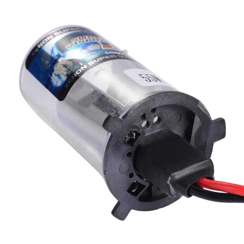 2X HID Xenon Bulbs 55W 12V Car Headlights H4 Lamp 5000K<br><br>Aliexpress
