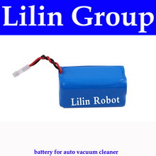 (For LL-D6601) Battery for Auto Vacuum Cleaner, DC14.8V, 2200mAh, Lithium Ion Battery, 1pc/pack, Sweeping Machine Parts