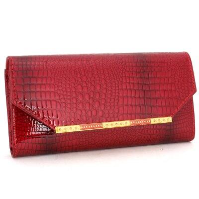 genuine leather wallet designer wallets famous brand women wallet 2015  purses fashion long wallet<br><br>Aliexpress