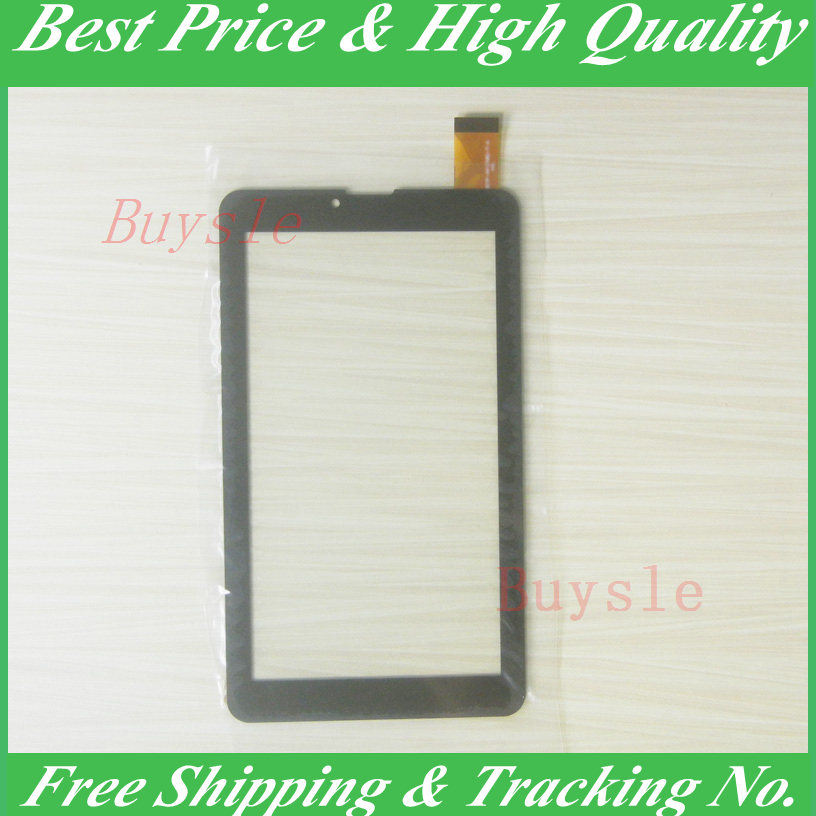 10pcs/lot 100% New 7 inch capacitive multi- touch screen handwriting external screen For HS1283A/HS1275 V1 0605 free shipping<br><br>Aliexpress