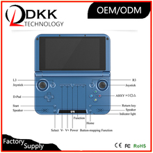 Newest 5 inch GPD XD android game console gamepad handled console High performance 2G 16G for psp nes sega game console pocket