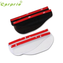 Car-styling car mirror Car Rearview Mirror Super Hot TYPE-R Rearview Mirror Rain Eyebrow Storm Apron AE-030 May17#2