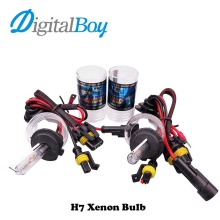 Digitalboy Car HID Xenon Bulbs 12V 55W Car Headlight Fog Lamp for H1 H3 H4-2 H7 H8/H9/H11 9005 9006 880 881 Car Lighting 6000k
