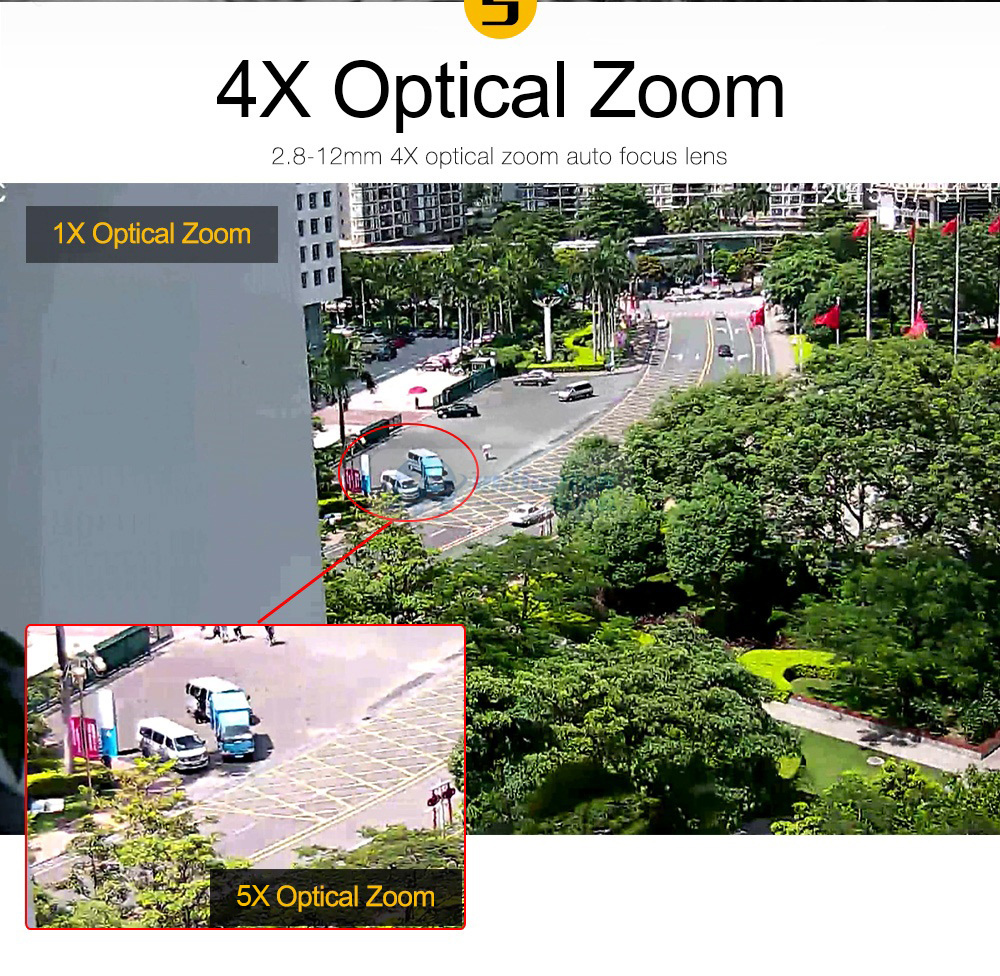 06 1080P CCTV Surveillance Camera