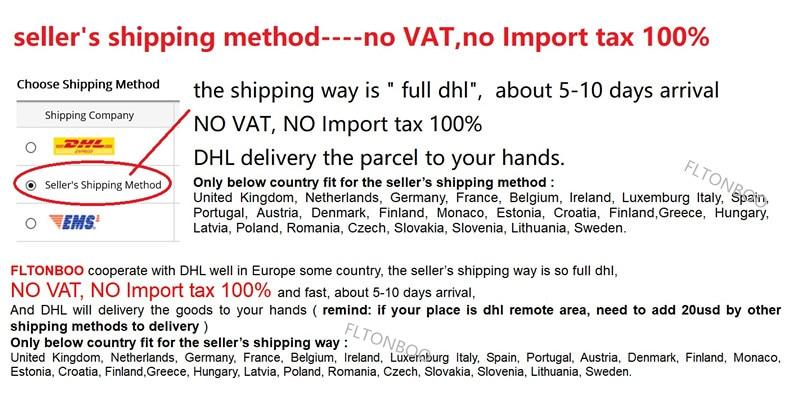 no tax shipping_